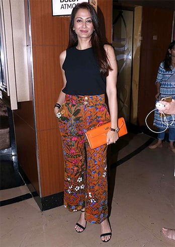 Gayatri Joshi at Book Club Screening
