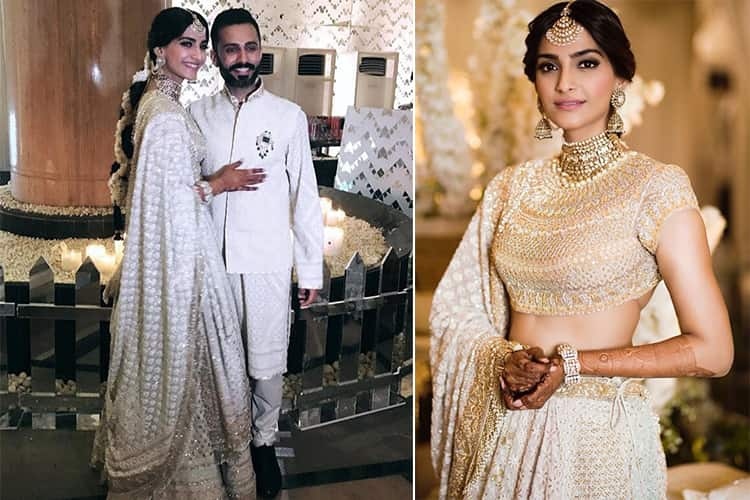 Sonam Kapoor and Anand Ahuja sangeet ceremony