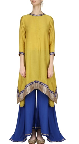 Trends in salwar kameez