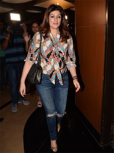 Twinkle Khanna at Book Club Screening