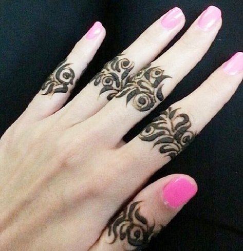 Unique Mehndi