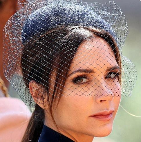 Victoria Beckham Hat
