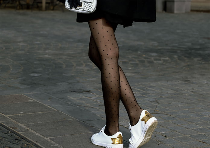 What Shoes To Wear With Tights