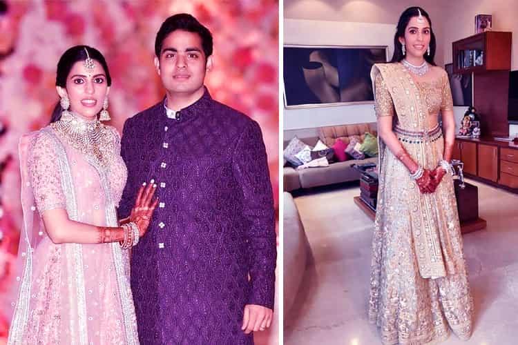Akash Ambani-Sholka Mehta Engagement