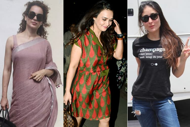 Bollywood Casual Styles