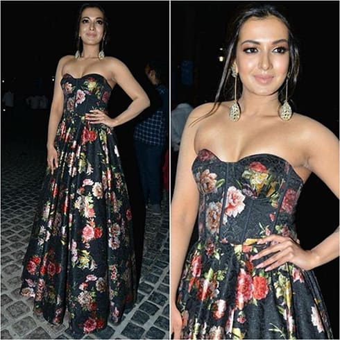 Catherine Tresa at Jio Filmfare Awards