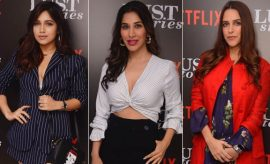 Celebs At Screening