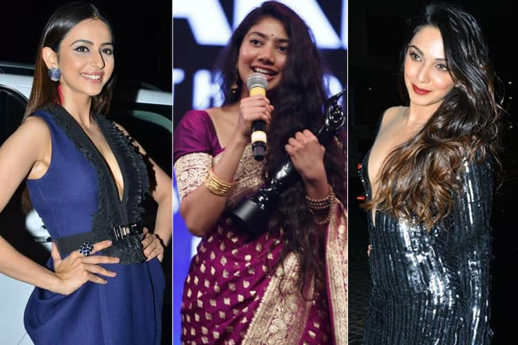 Celebs at Jio South Filmfare Awards