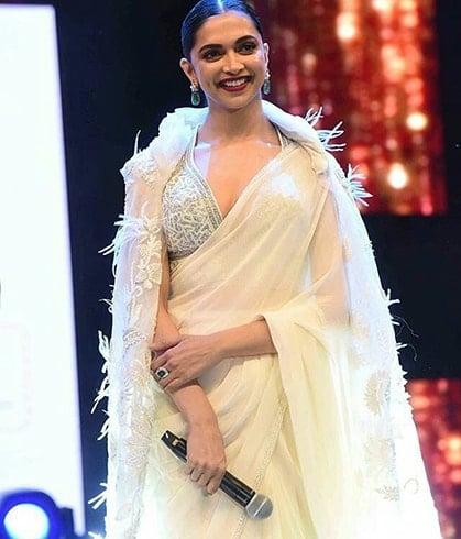 Deepika Abu Jani-Sandeep Khosla Sari