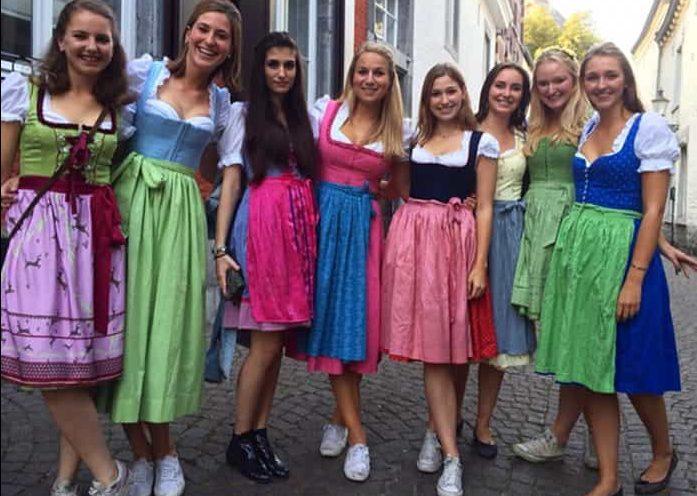 Drindl Skirt