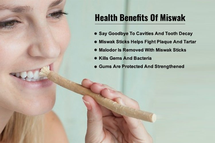 Health Benefits Of Miswak
