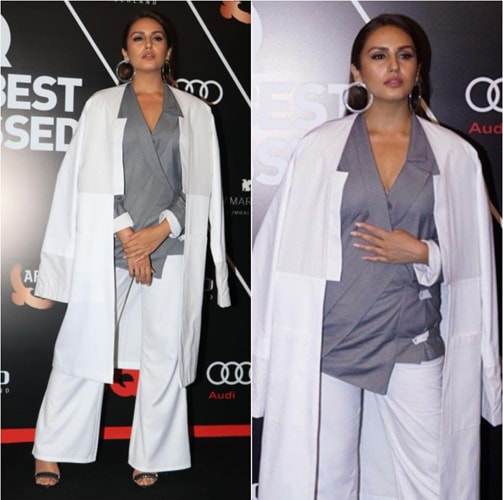 Huma Qureshi in Pant Suits fashion