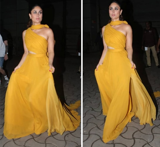 Kareena Kapoor At Fbb Femina Miss India 2018