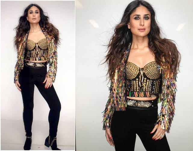 Kareena Fashion at Miss India Competition