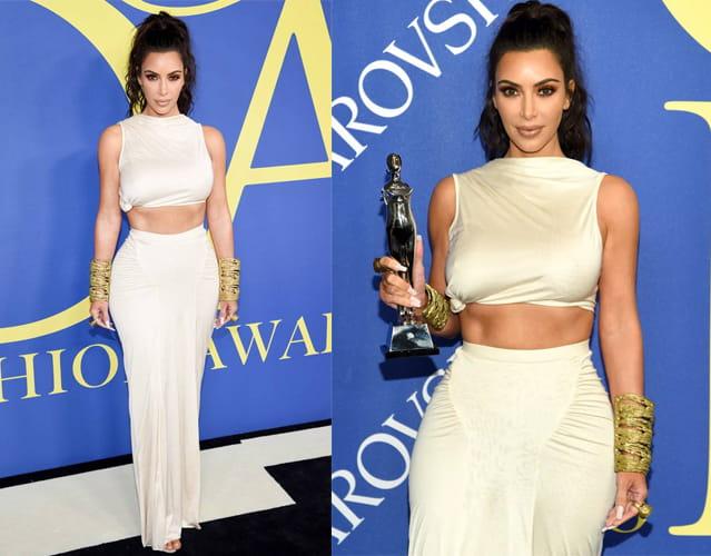 Kim Kardashian at CFDA Awards