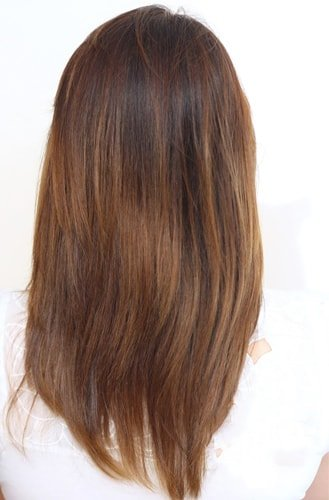 Light Beige Browns Hair Color