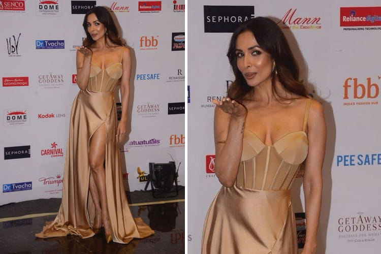 Malaika Arora at Femina Miss India event