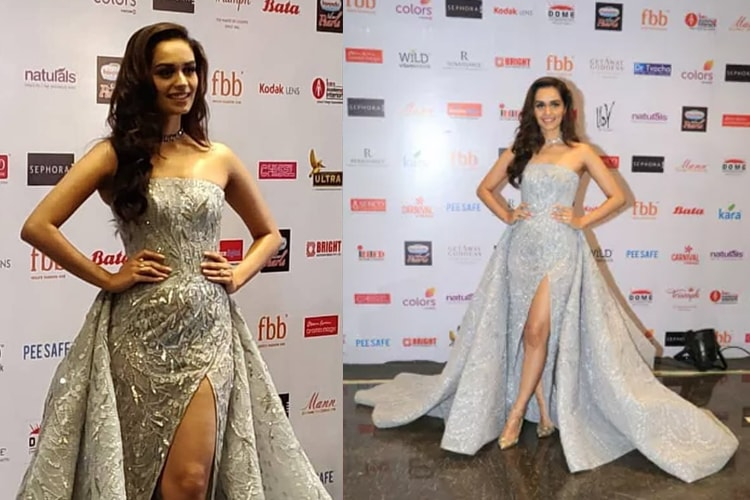 Manushi Chhillar At Miss India Event