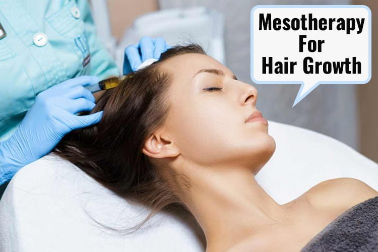 Mesotherapy For Hair Growth