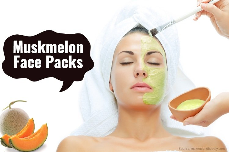 Muskmelon Face Packs