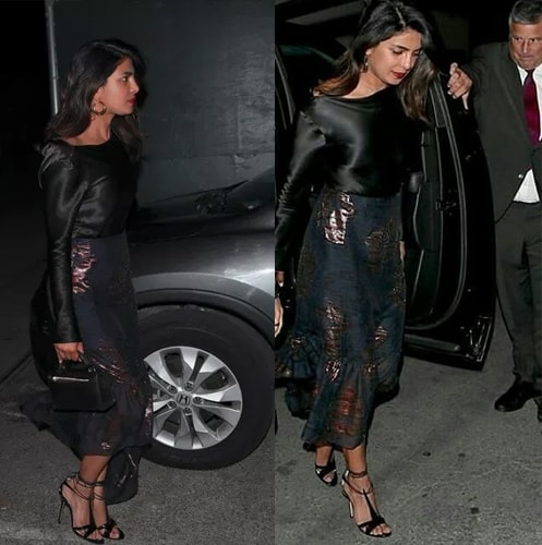 Priyanka chopra In a Midi