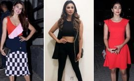 Race 3 Screening celebs