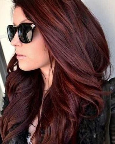 Reddish Browns Hair