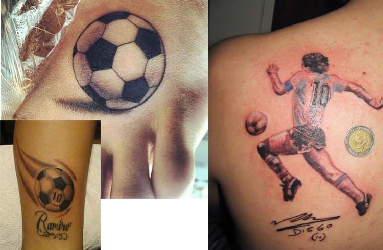 Soccer Tattoos