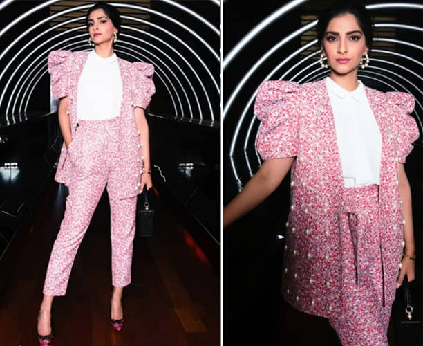 Sonam Kapoor fashion looks