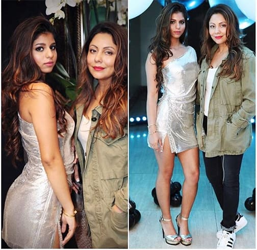 Suhana Khan in Monisha Jaising