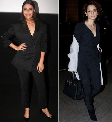 Swara Bhaskar vs Kangana Ranaut