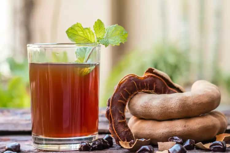 Tamarind Drink for heat stroke