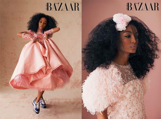 Yara Shahidi For Harper's Bazaar