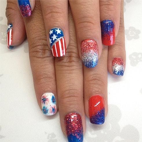 Adorable Nail Art Designs