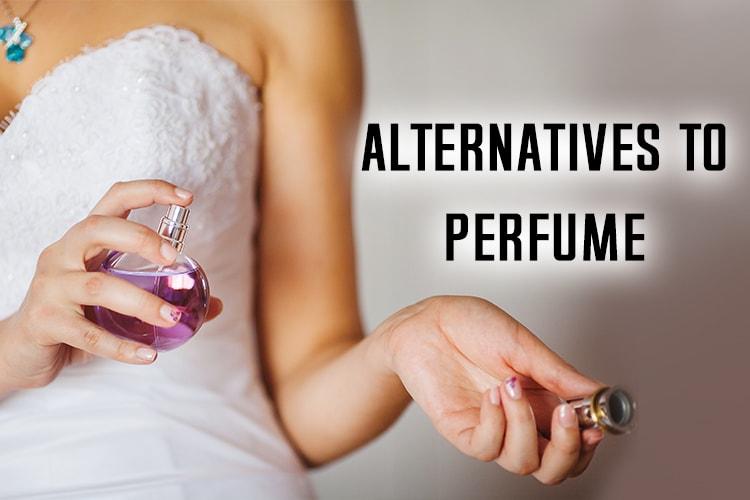 Alternatives For Heavy Perfumes