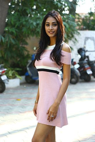 Anukreethy Fashion Profile