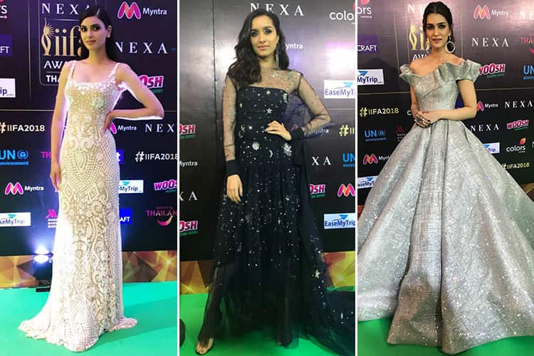 Celebrities At IIFA 2018 Awards
