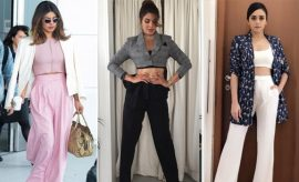Bollywood Celebrities Blazers Trend
