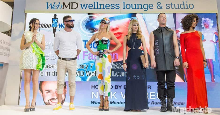 CES Fashion Show