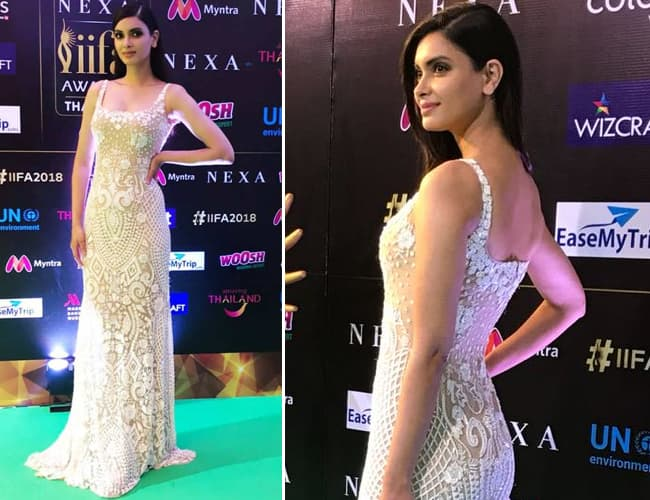 Diana Penty at IIFA 2018 Awards