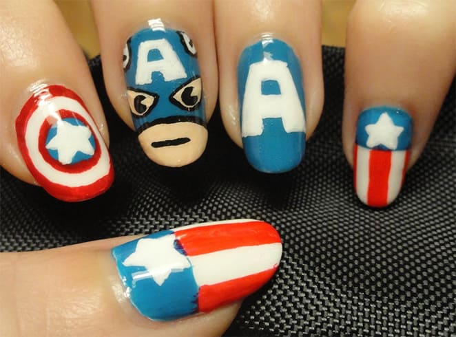 20 Best 4th Of July Nail Art Ideas To Salute America In Style