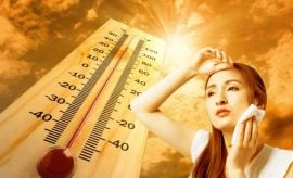how to get rid from heat stroke