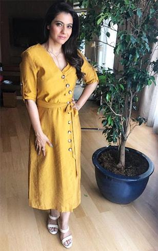 Kajol in Zara