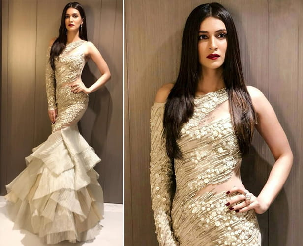 Kriti Sanon in Gaurav Gupta Dress