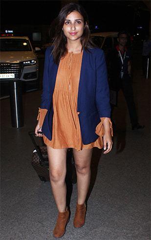 Parineeti Chopra at Airport
