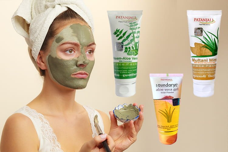 Patanjali Face Packs Benefits