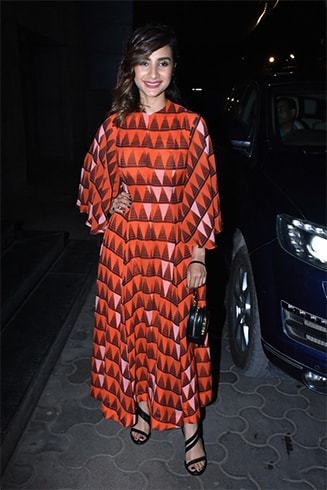 Patralekha at at Veere Di Wedding Screening