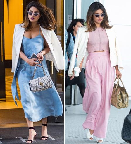Priyanka Chopra Blazer Styles