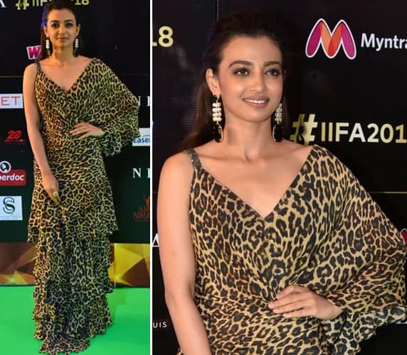 Radhika Apte at IIFA 2018