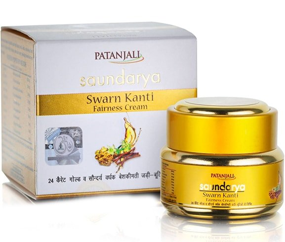 Saundarya Swarn Kanti Fairness Cream